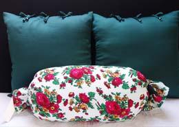 tkanina dekoracyjna z nadrukiem