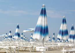 tkanina na duże parasole plażowe