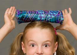 tkanina na piórnik szkolny